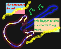 Resonance award